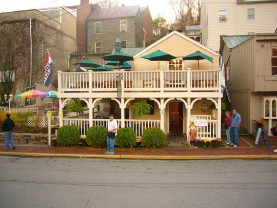 Private Quinns Pub - Great Food in a Historic Setting